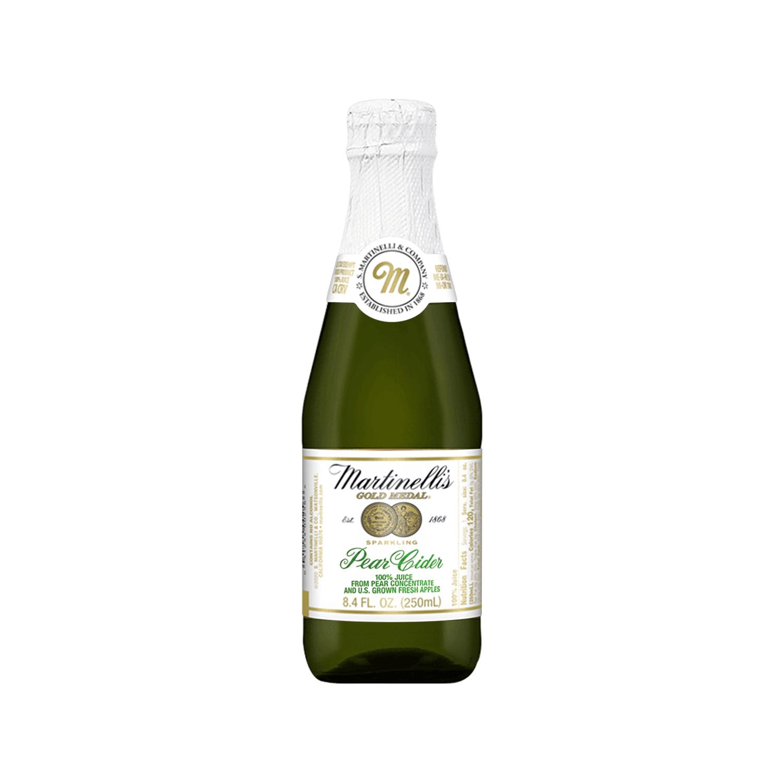 Martinelli's 蘋果美國梨汁氣泡飲 (250mlx12入)