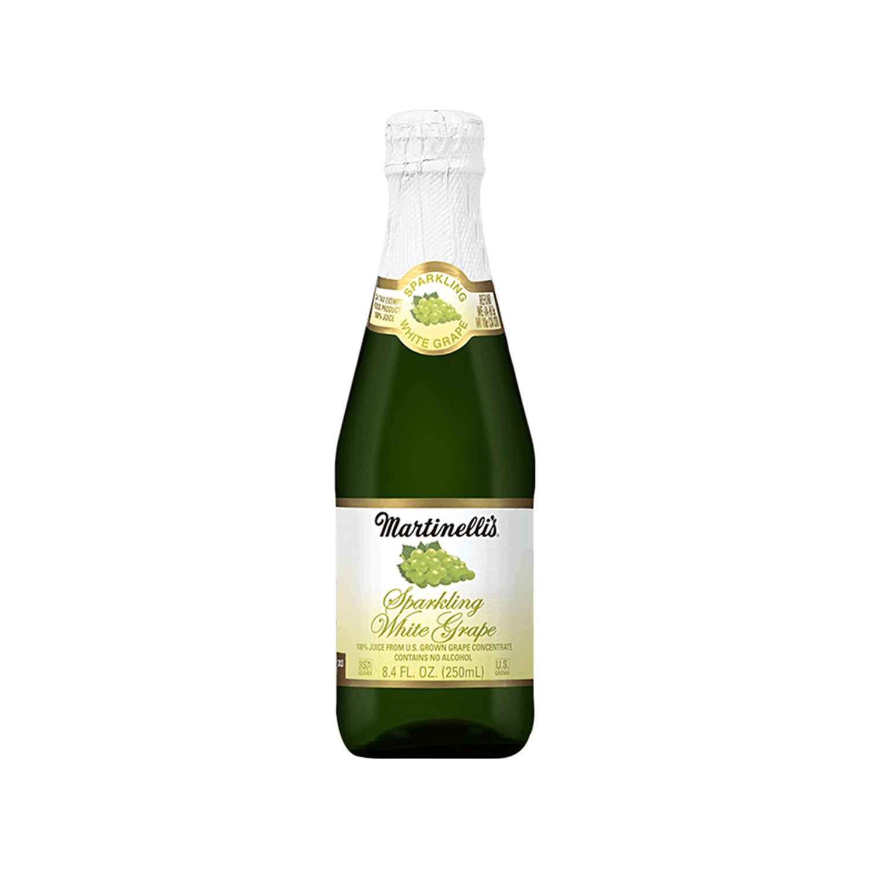 Martinelli's 白葡萄汁氣泡飲 (250mlx12入)